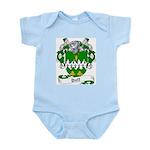 Duff Family Crest Infant Creeper