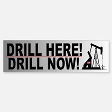 Drill Here! Drill Now!