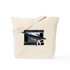 HumpBack Whale Art Tote Bag