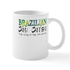 Brazilian Jiu Jitsu - Tap Sna Mug