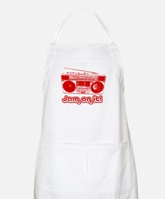 Boombox - Jam on It! BBQ Apron