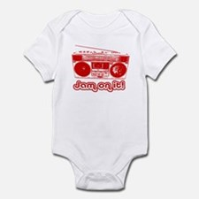 Boombox - Jam on It! Infant Bodysuit