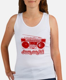 Boombox - Jam on It! Women's Tank Top