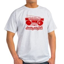 Boombox - Jam on It! T-Shirt