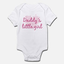 Daddy's Little Girl Infant Bodysuit