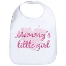 Mommy's Little Girl Bib