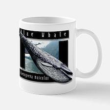 Blue Whale art Mug