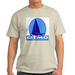 Gitmo Yacht Club Ash Grey T-Shirt