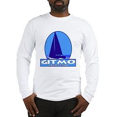 Gitmo Yacht Club Long Sleeve T-Shirt
