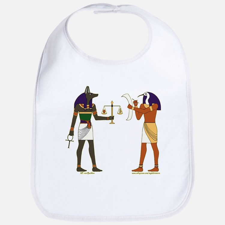 Anubis and Thoth Art Bib