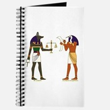 Anubis and Thoth Art Journal