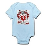 Dunbar Family Crest Infant Creeper