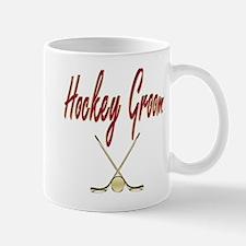 Hockey Groom Mug