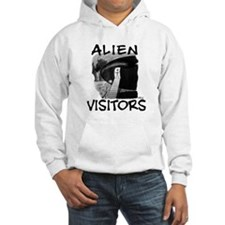 Alien Visitors Hoodie
