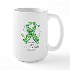 CP Butterfly Ribbon Mug