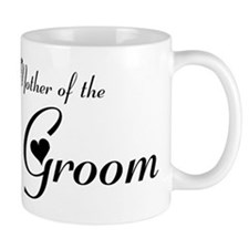FR Mother of the Groom's Mug