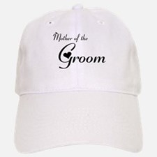 FR Mother of the Groom's Baseball Baseball Cap