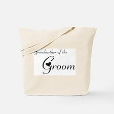 FR Grandma of the Groom's Tote Bag