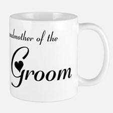 FR Grandma of the Groom's Mug