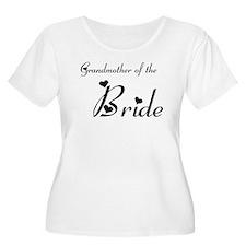 FR Grandma of the Bride's T-Shirt