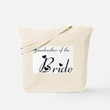 FR Grandma of the Bride's Tote Bag
