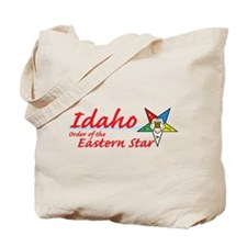 Idaho Eastern Star Tote Bag