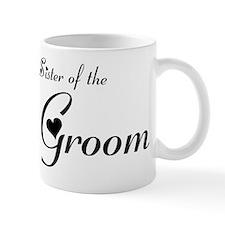 FR Sister of the Groom's Mug