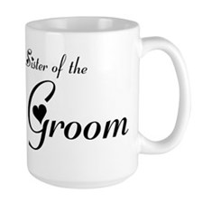 FR Sister of the Groom's Mug