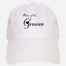 FR Sister of the Groom's Baseball Baseball Cap