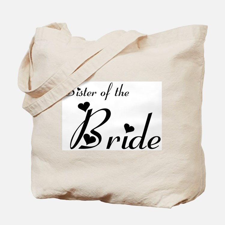 FR Sister of the Bride's Tote Bag