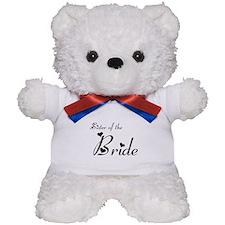 FR Sister of the Bride's Teddy Bear