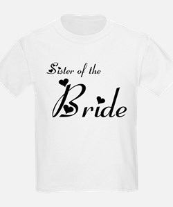 FR Sister of the Bride's T-Shirt