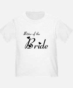 FR Sister of the Bride's T