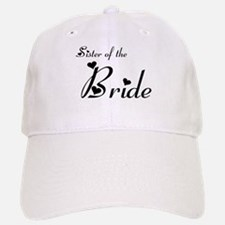 FR Sister of the Bride's Baseball Baseball Cap