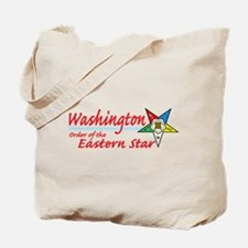 Washington Eastern Star Tote Bag