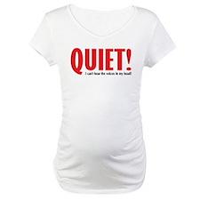 Quiet (voices) Shirt