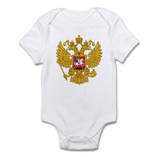 Russia Coat Of Arms Infant Bodysuit