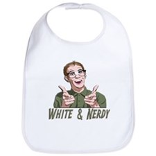 Weird Al Yankovic - White & Nerdy Bib