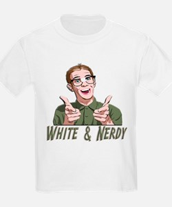 Weird al white and nerdy shirt