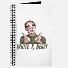 Weird Al Yankovic - White & Nerdy Journal