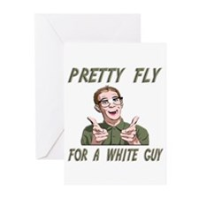 Offspring - Pretty Fly For A White Guy Greeting Ca