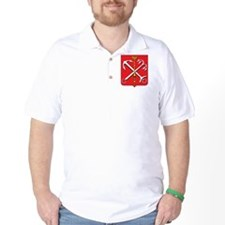 St. Petersburg Coat Of Arms T-Shirt