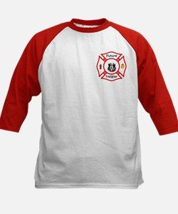 Future Firefighter Red Tee