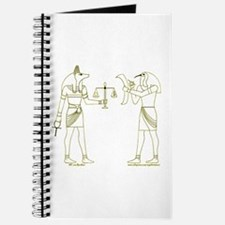 Anubis and Thoth Art II Journal