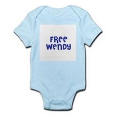 Free Wendy Infant Creeper