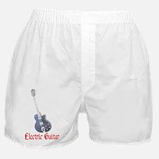 Joe's Electric Guitars Boxer Shorts