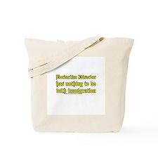 Borderline Disorder, Nothing Tote Bag