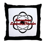 Intermittent Explosive Disord Throw Pillow