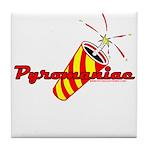 Pyromaniac Tile Coaster