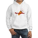 Pyromaniac Hooded Sweatshirt